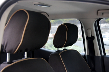 Interior 4x4 vehicle seat covers